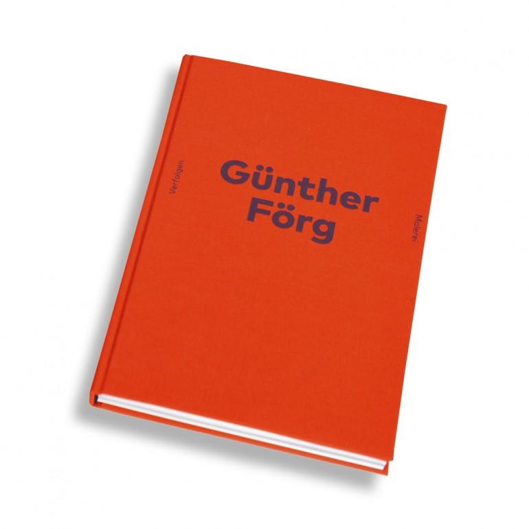 Günther-Förg /// Verfolgen Malerei