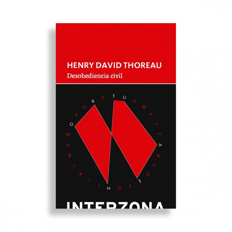 Henry David Thoreau. Desobediencia Civil