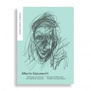ALBERTO GIACOMETTI Drawings and Watercolours. The Bruno Giacometti Bequest