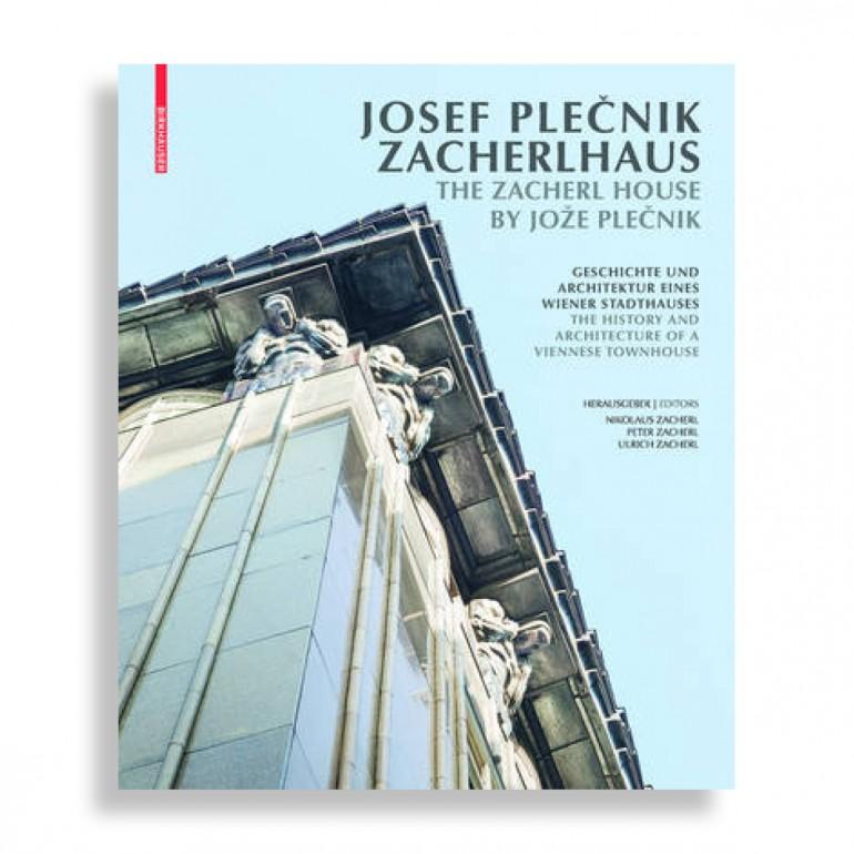 Josef Plecnik. Zacherlhaus