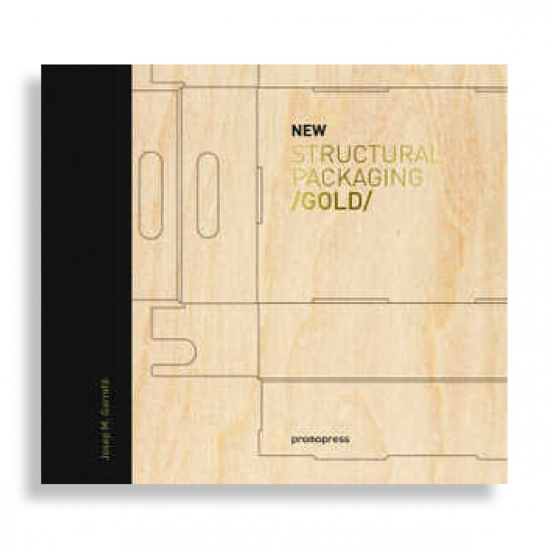 New Structural Packaging. Gold