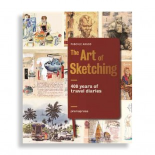 The Art of Sketching. 400 years of travel diaries