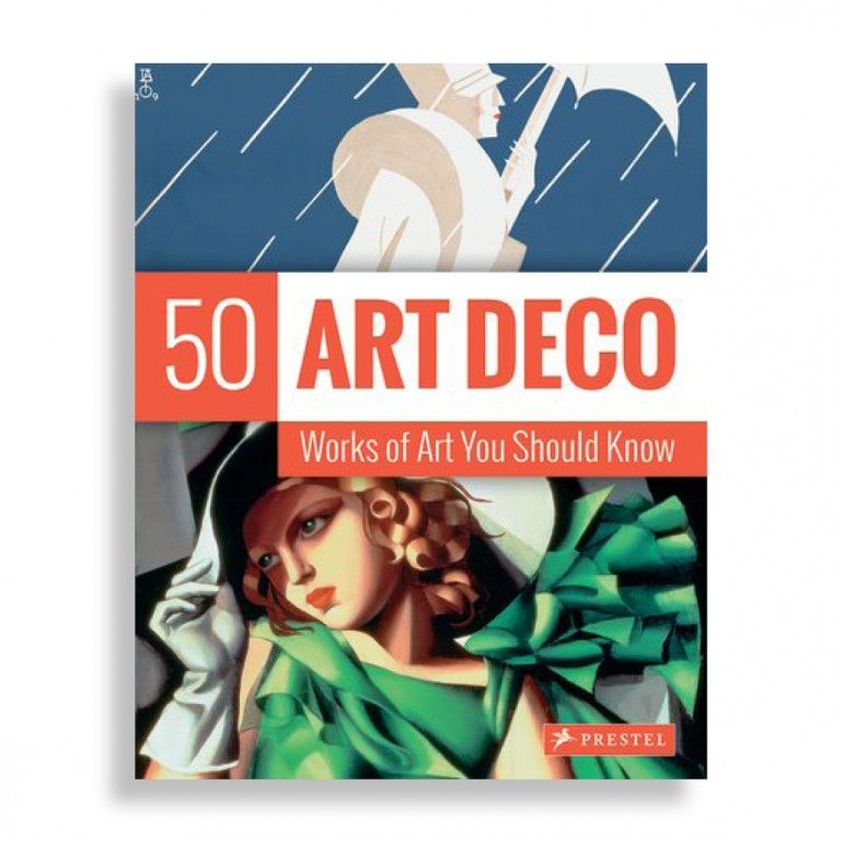 50 Art Deco. Works of Art You Should Know