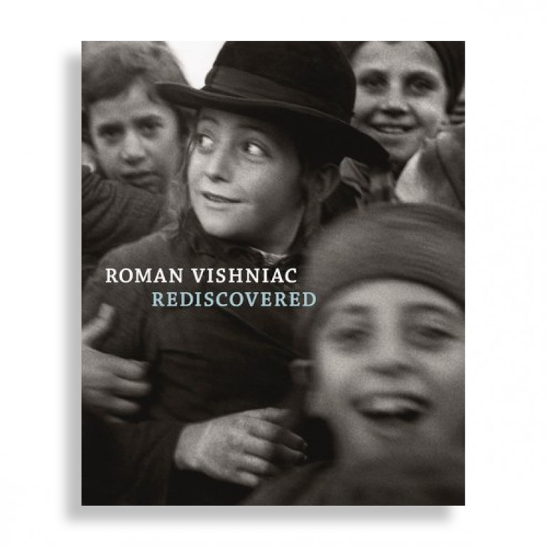 Roman Vishniac. Rediscovered