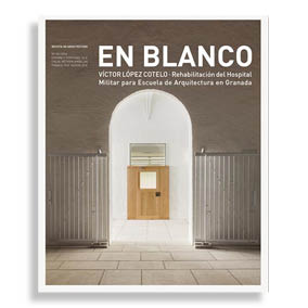En Blanco #20. Victor López Cotelo