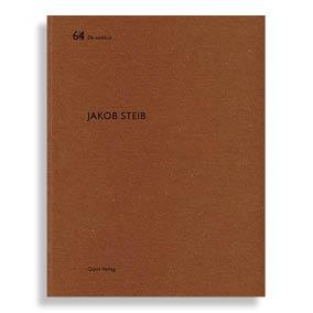 De Aedibus #64. Jakob Stein