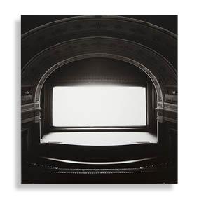 Hiroshi Sugimoto. Theaters