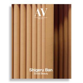 Av Monografías #195. Shigeru Ban. Social Beauty