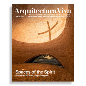 Arquitectura Viva #192. Spaces of the Spirit. From East to West: Eight Temples