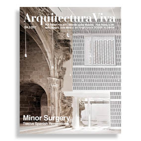 Arquitectura Viva #194. Minor Surgery. Twelve Spanish Renovations