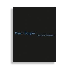Anthologie #34. Menzi Bürgler