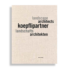 Koepflipartner. Landscape Architects. Works 1995-2015