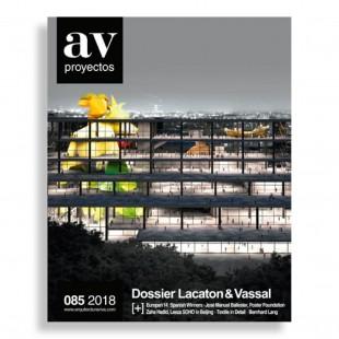 AV Proyectos #85. Dossier Lacaton & Vassal