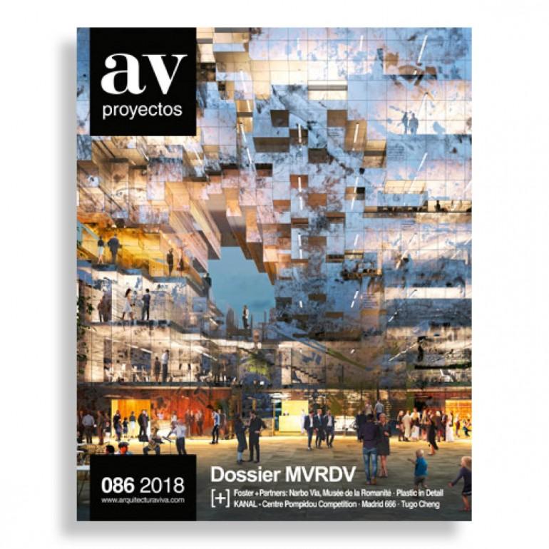 AV Proyectos #86. Dossier MVRDV