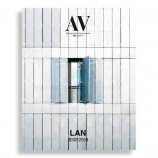 Arquitectura Viva #206. LAN. 2007-2018