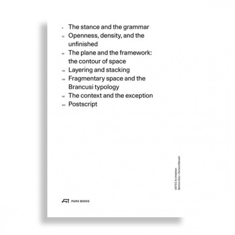 Artec Architekten. Bettina Götz + Richard Manahl