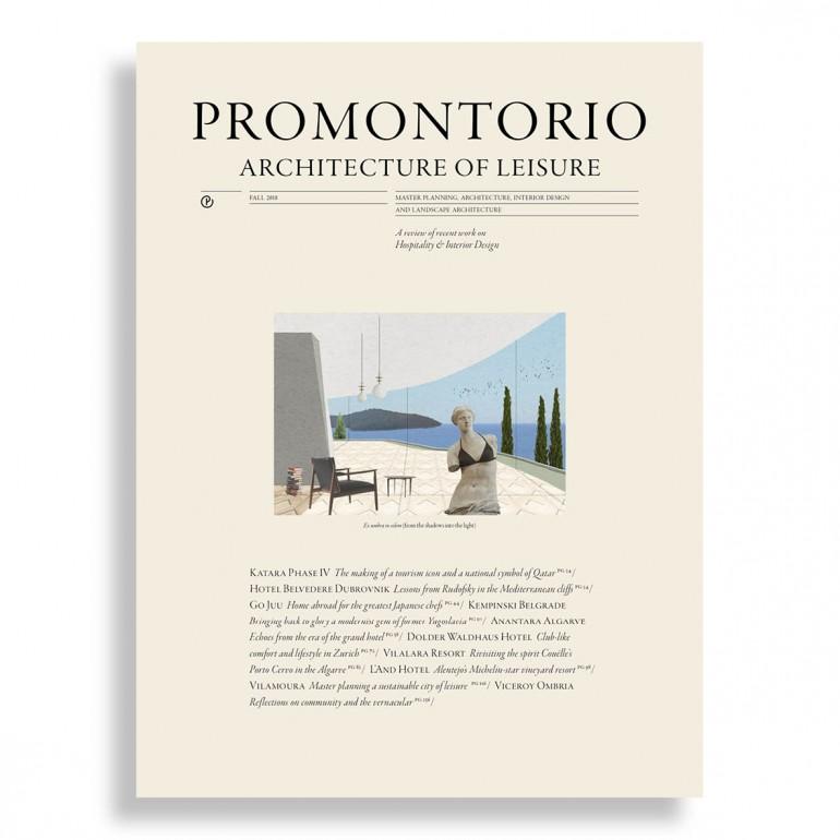 Promontorio. Architecture of Leisure