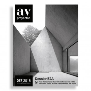 AV Proyectos #87. Dossier E2A
