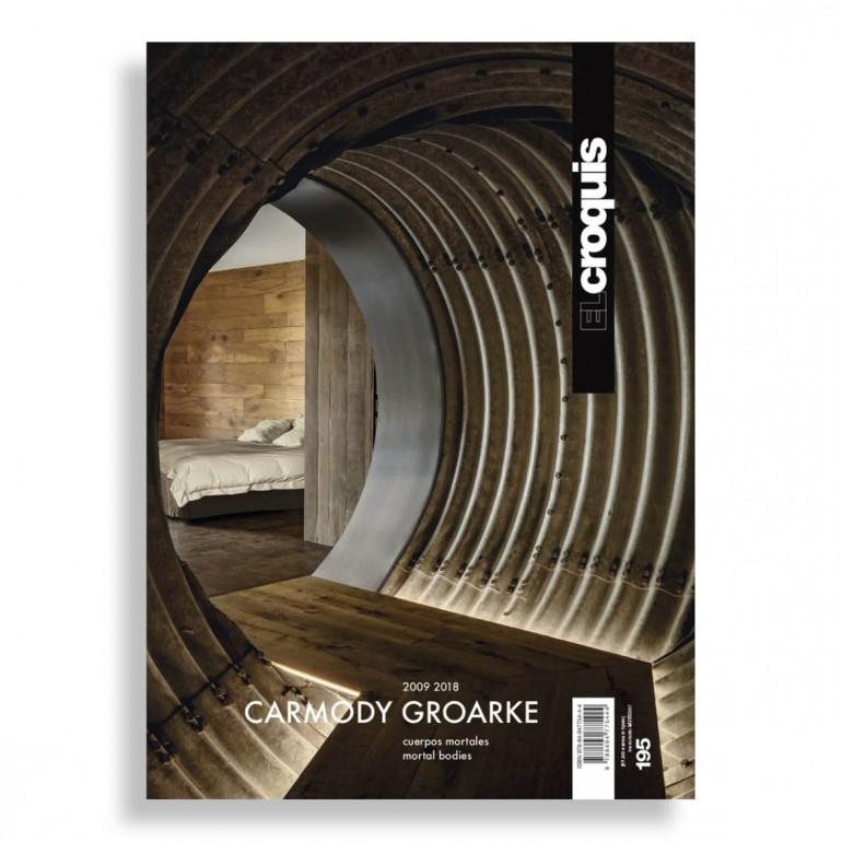 El Croquis #195. Carmody Groarke 2009_2018