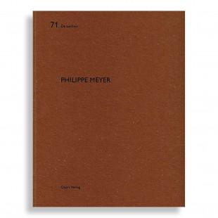 De Aedibus #71. Philippe Meyer