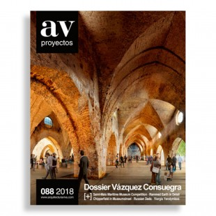AV Proyectos #88. Dossier Vázquez Consuegra