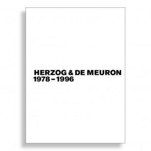Herzog & de Meuron. 1978-1996. Vol. 1-3