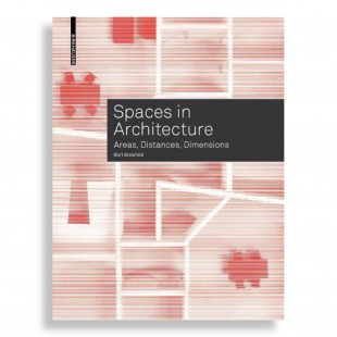 Spaces in Architecture. Areas, Distances, Dimensions