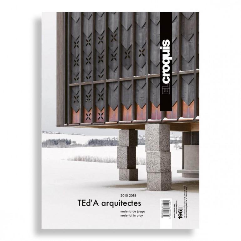 El Croquis #196 [I]+[II]. Karamuk Kuo 2009-2018. Ted'a Arquitectes 2010-2018