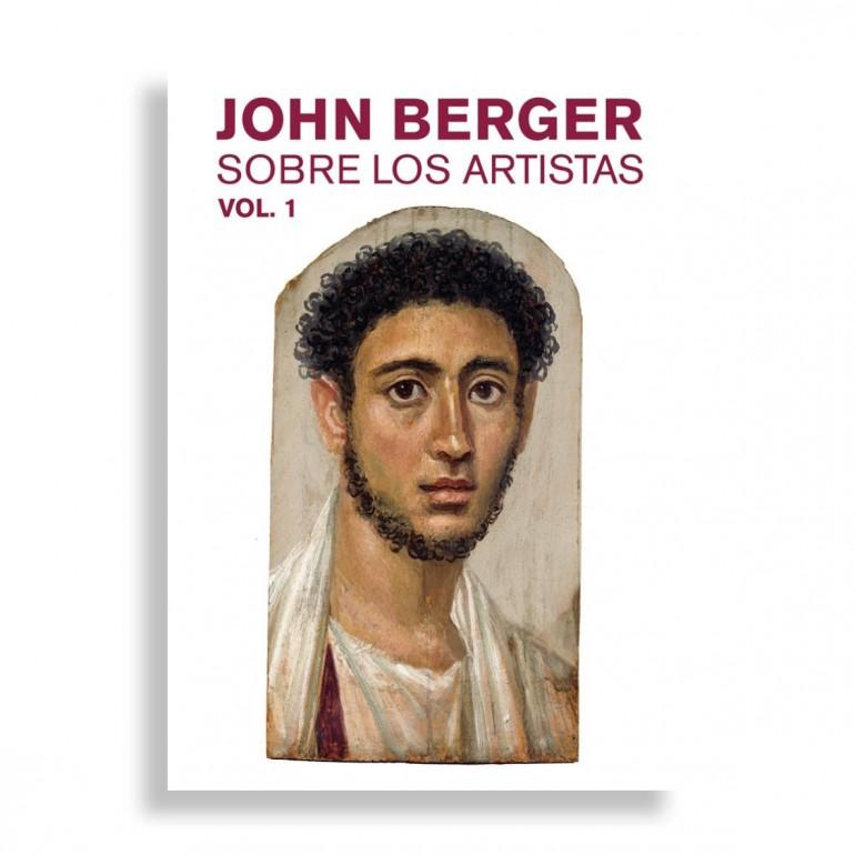 John Berger. Sobre los Artistas. Estuche 2 Volúmenes