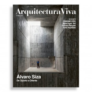 Arquitectura Viva #212. Álvaro Siza. De Oporto a Oriente
