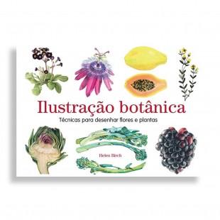 Ilustração Botânica. Técnicas para Desenhar Flores e Plantas