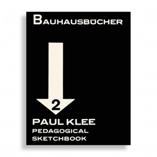 Paul Klee. Pedagogical Sketchbook. Bauhausbücher 2