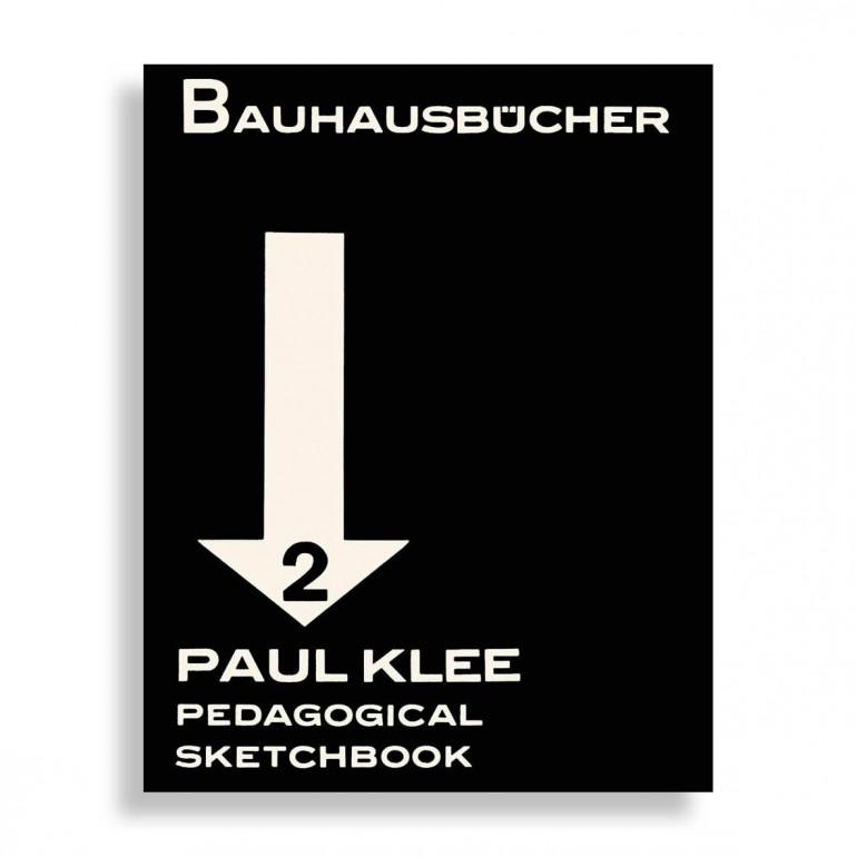 Paul Klee. Pedagogical Sketchbook. Bauhausbücher 2