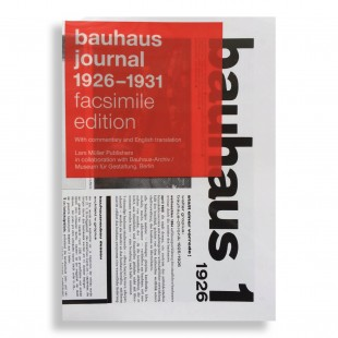Bauhaus Journal 1926–1931. Facsimile Edition