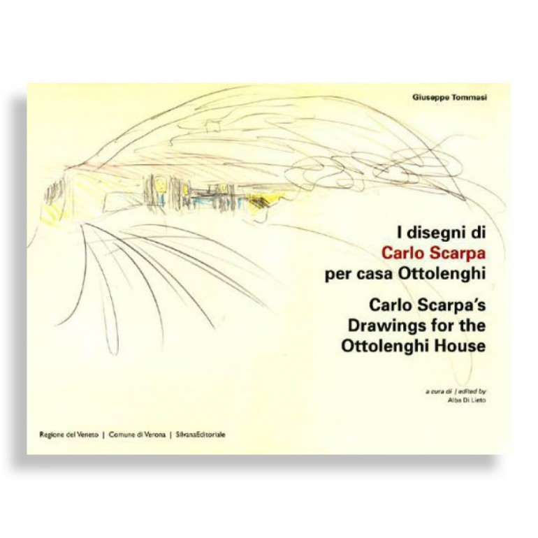 Carlo Scarpa's Drawings for the Ottolenghi House