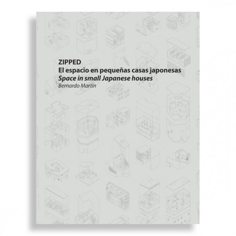 Zipped. El Espacio en Pequeñas Casas Japonesas