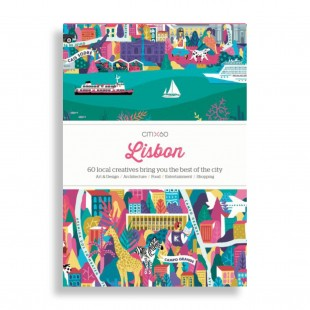 Citix60 City Guides. Lisbon