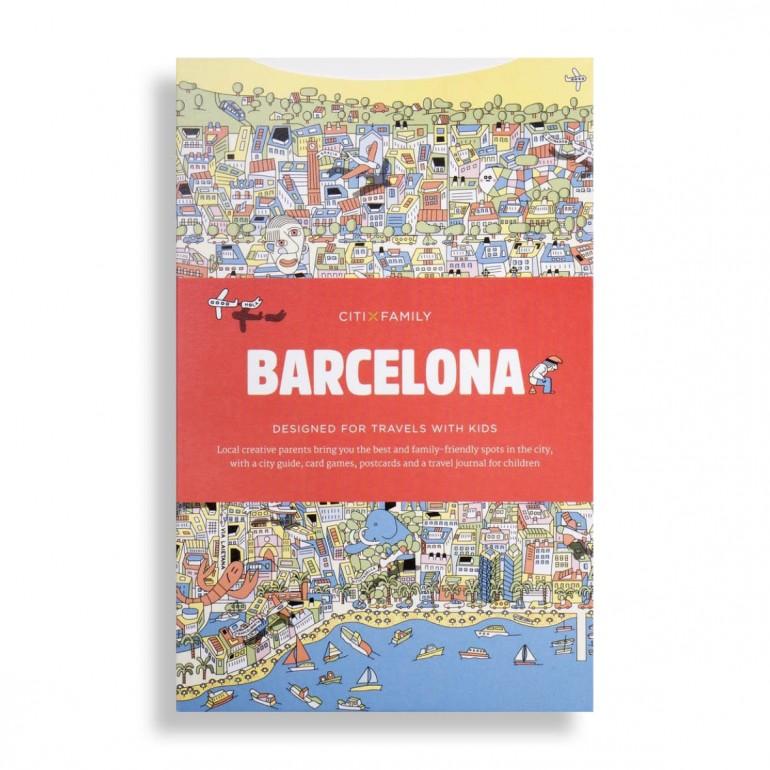 Citixfamily City Guides. Barcelona