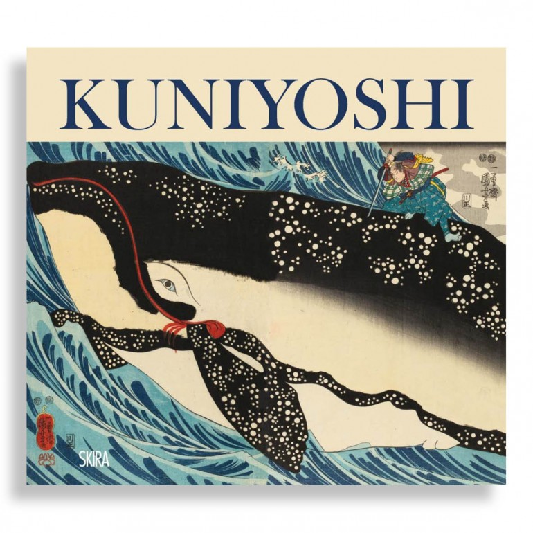 Kuniyoshi. Visionary of the Floating World