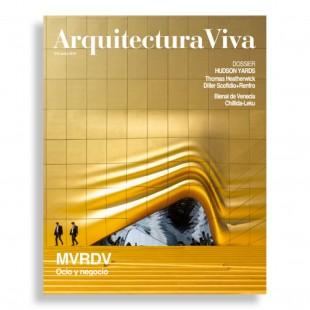 Arquitectura Viva #215. MVRDV. Ocio y Negocio