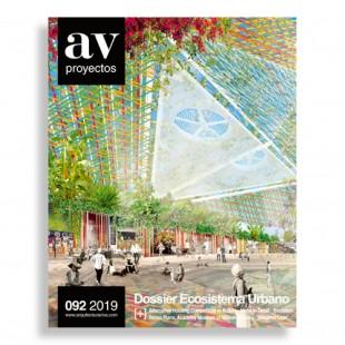 AV Proyectos #92. Dossier Ecosistema Urbano