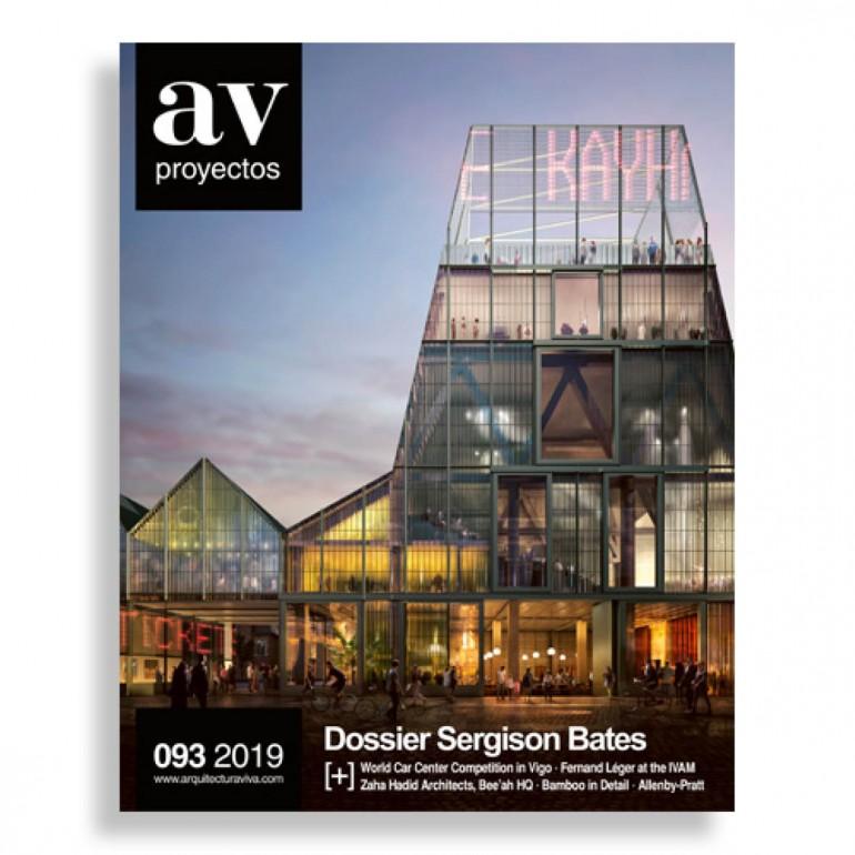 AV Proyectos #93. Dossier Sergisan Bates