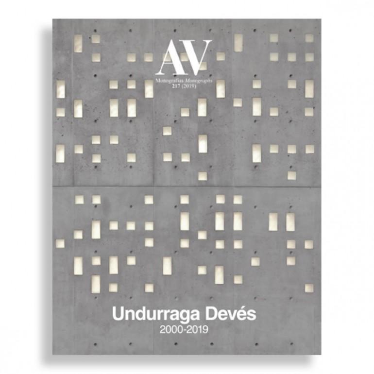 AV #217. Undurraga Devés. 2000-2019