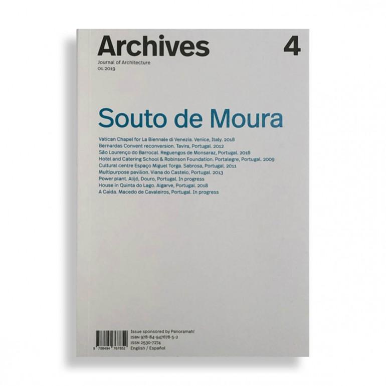Archives #4. Souto de Moura