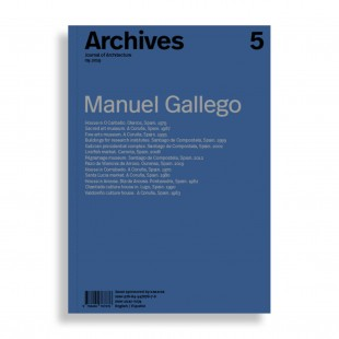 Archives #5. Manuel Gallego