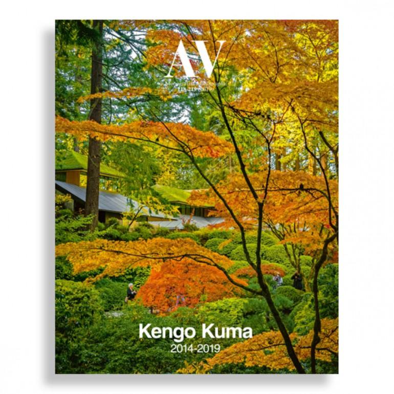 AV #218-219. Kengo Kuma. 2014-2019