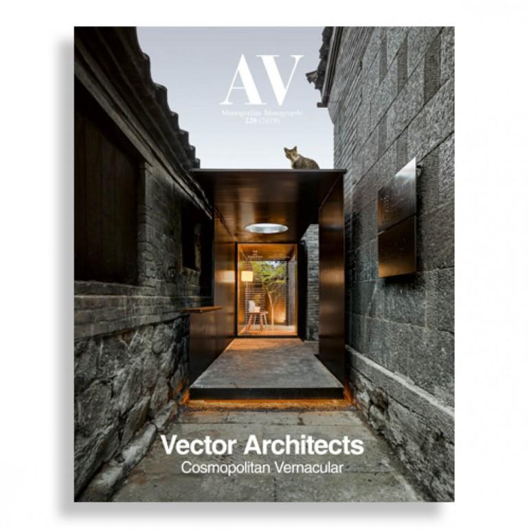 AV #220. Vector Architects. Cosmopolitan Vernacular