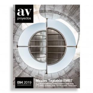 AV Proyectos #94. Miralles Tagliabue EMBT