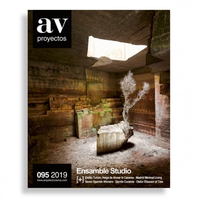 AV Proyectos #95. Ensamble Studio