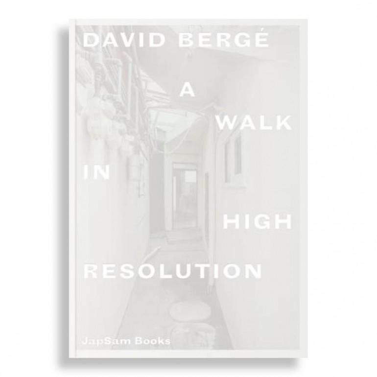 David Bergé. A Walk in High Resolution